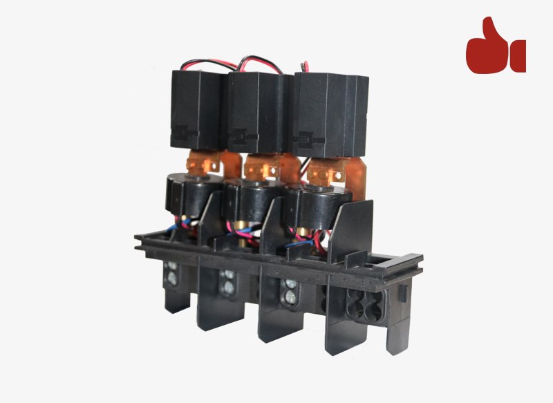 12V Flexible Core Protective Control 3-in-1 Relay Assembly