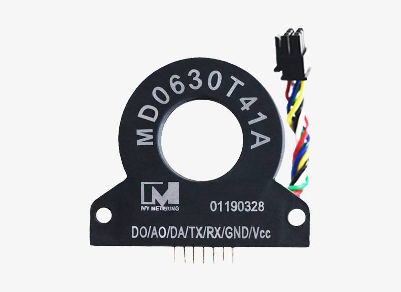 MD0630T41A CE/EN61810-1 Standard Verticle Type AC DC Leakage Sensor for Portable EV AC Charger