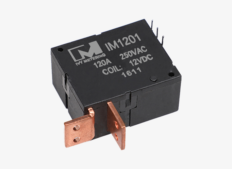 IM1201 12VDC 28VDC Single Channel Magnetic Relay 100A Bistable Latching Relay