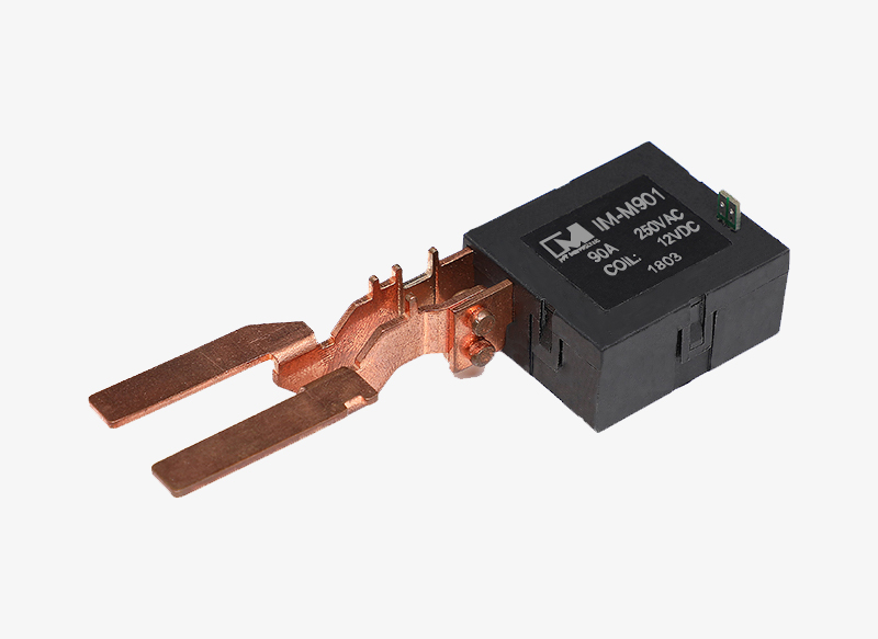 IM-M901 Electronic Components 90A 250VAC Motor Latching Relay