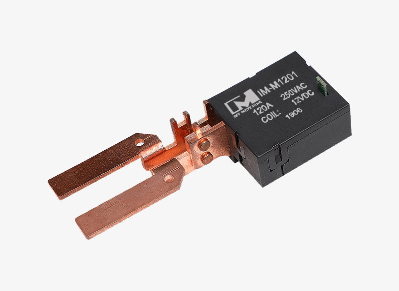 IM-M1201 120A Magnetic Immune Latching Relay with 500mt Small Motor for Protection