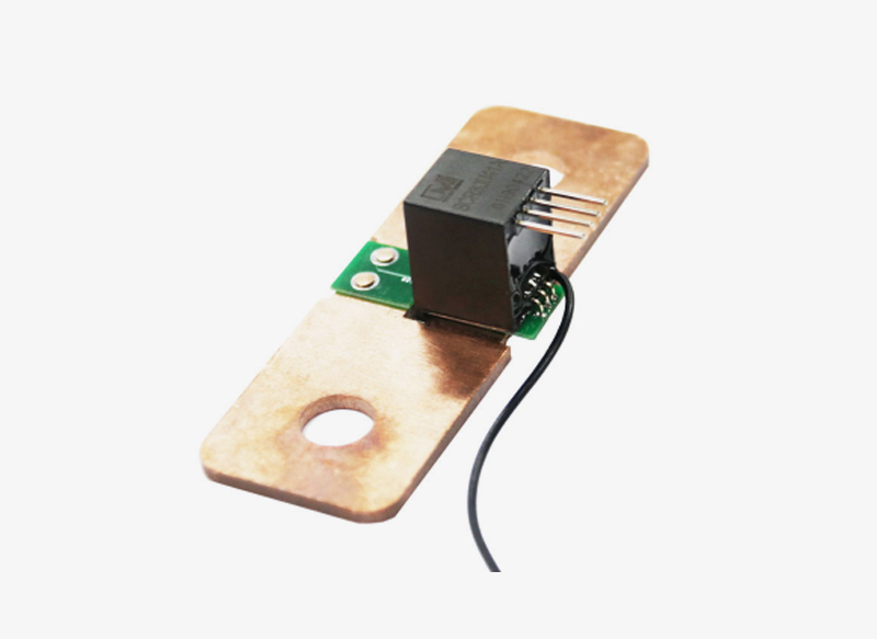 0-600A AC DC Current Measuring Shunt Sensor Module with RS485-interface