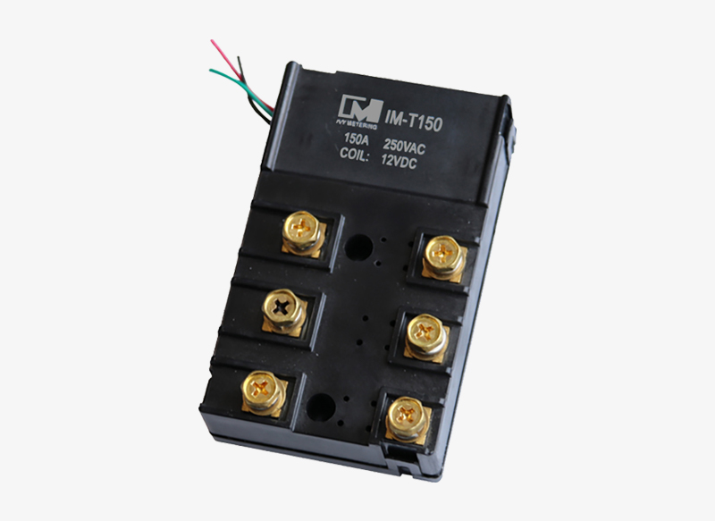 IM-T150 150A UC3 Approved 12VDC 3 Phase Latching Relay for Industrial Control