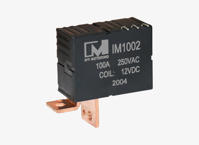 IM1002 100A 1 Channel DC Latching 12V Relay for Smart Home Lighting Control