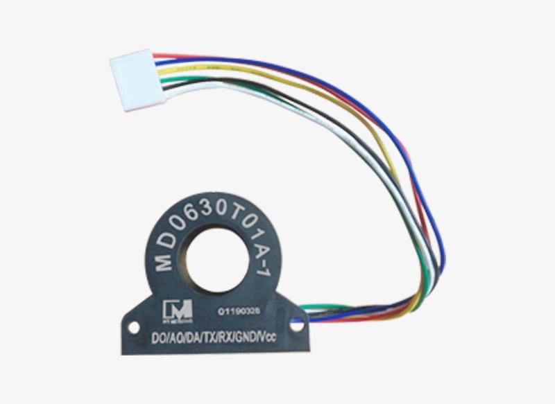 Uart Serial Port Smart AC DC Leakage Sensor