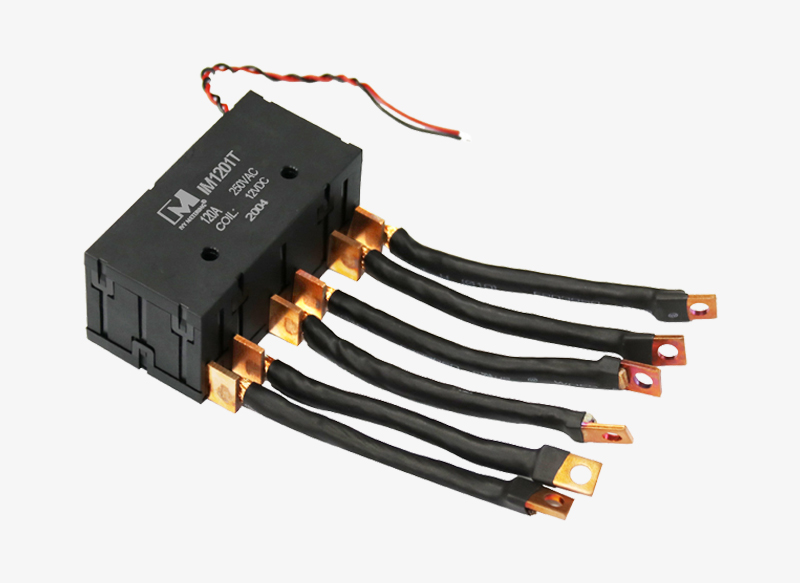 3 Phase Latching Relay IM1201T