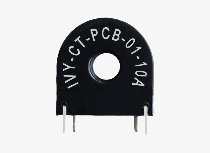 IVY-CT-PCB-01-10A High Accuracy 2000:1 220V 10A/5mA PCB Mount Mini Current Transformer for Smart Metering