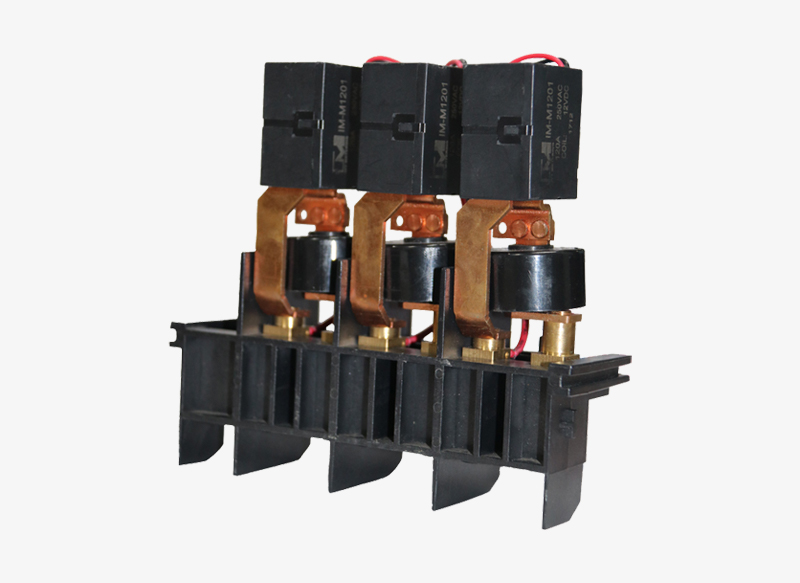 3 In 1 Latching Relay