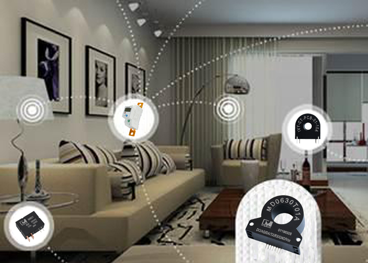 Smart home ecosystem & Electronic Components
