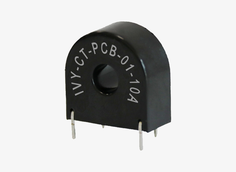 IVY-CT-PCB-01-10A High Presicion RoHs 2000:1 10A 50Hz PCB Mount CT Micro Current Transformer