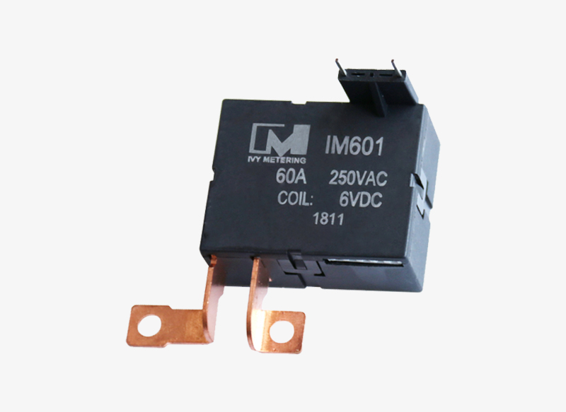 IM601 UC2 Certified 32A 40A 220V Spdt Bistable Latching Relay for Solar Power Generator