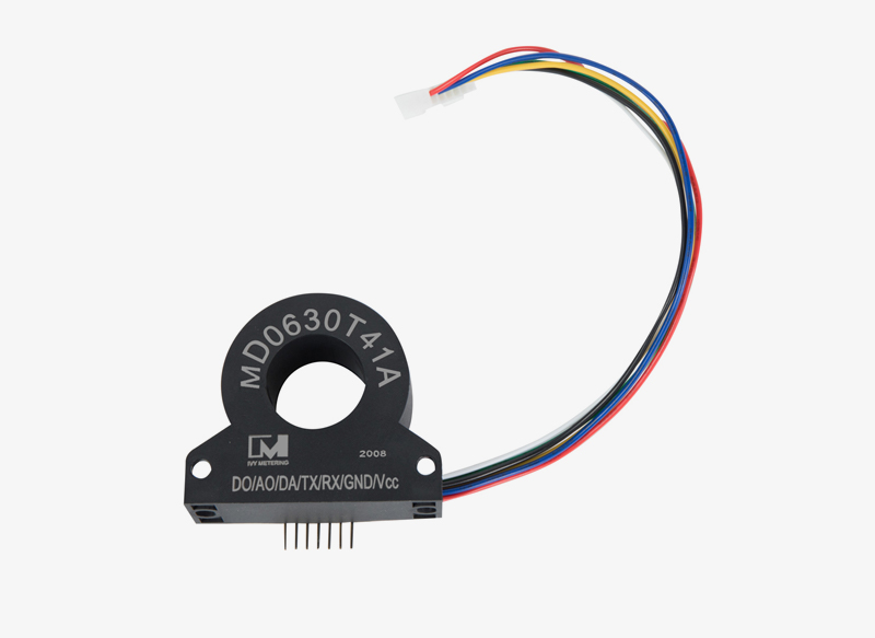 MD0630T41A CE/IEC62955 6mA 30mA AC DC Leakage Current Sensor for Electric Car Charger