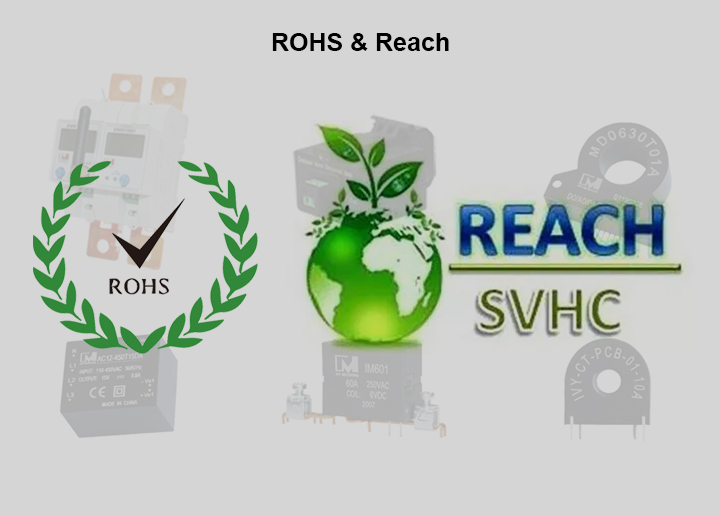 The Introduction of ROHS & Reach