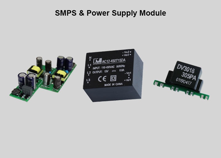 SMPS Switching Power Supply and Power Supply Module