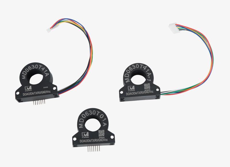 MD0630T41A 6mA 30mA Type B RCM DC AC Leakage Current Sensor for Electric Vehicle Charging