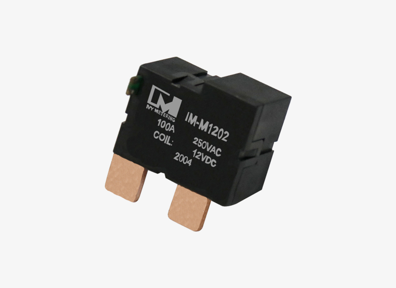 IM-M1202 New Product Motor Relay Latching 12V 100A High Power Relay