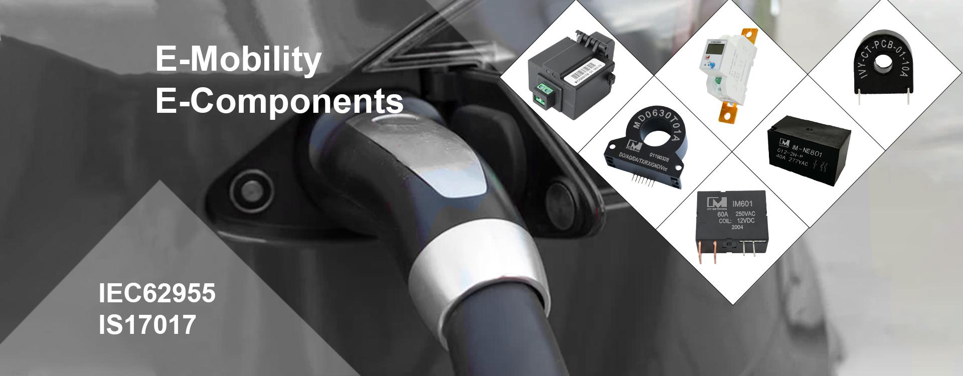 Smart Meter Parts