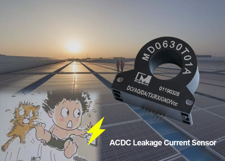 Leakage Current in Photovoltaic System