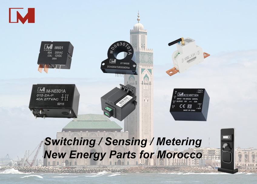 Moroccan New Energy Career