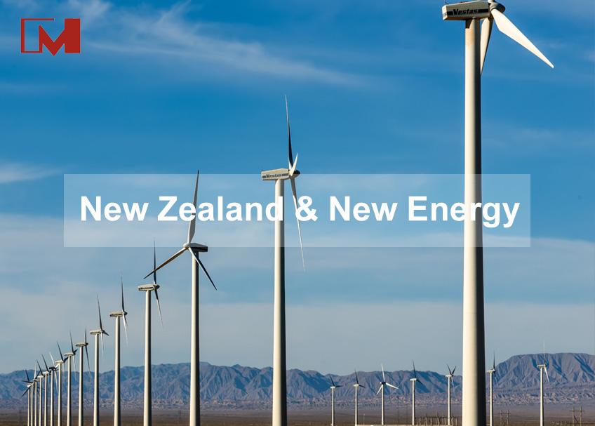 New Zealand & New Energy