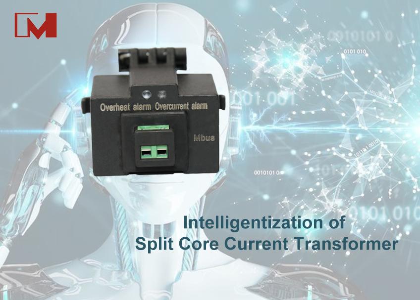 Intelligentization of Split Core Current Transformer