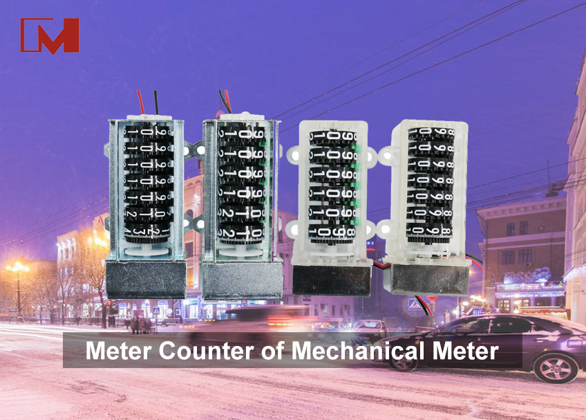 What is Electronic Energy Meter Counter
