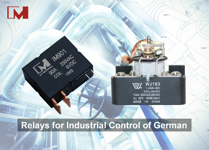 Industrial Control & Relay for Germany