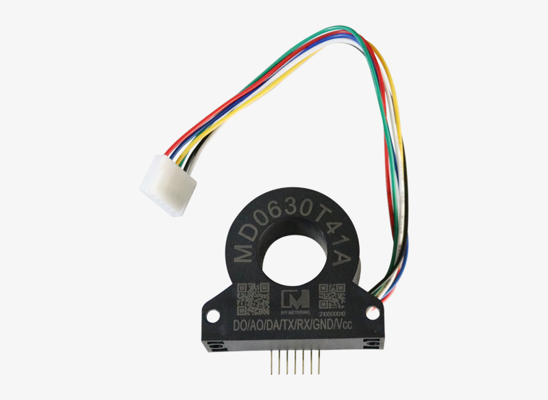 MD0630T41A IEC62752 Mode 3 6mA DC Fault Output RCM Leakage Current Sensor for EV AC Charger