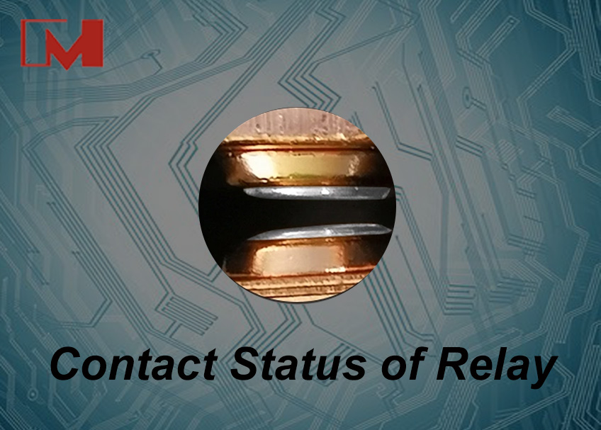 About Relay Contact Status