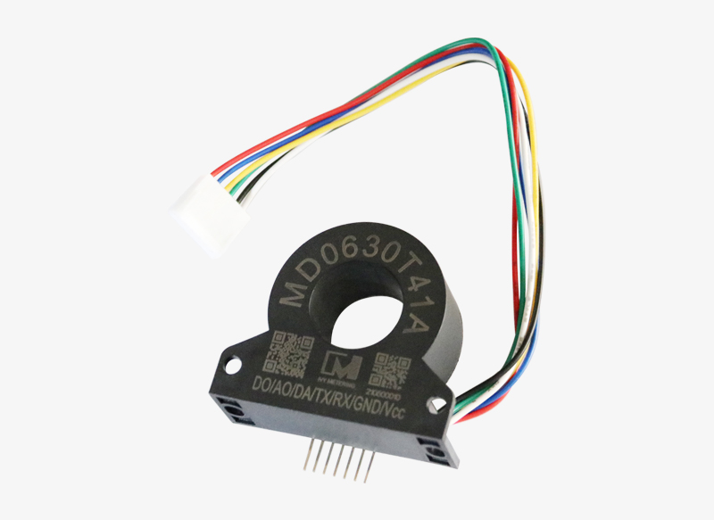 MD0630T41A IEC62955 Compact 6mA AC/DC Fault Detection Differential Current Sensor for Portable AC Charger