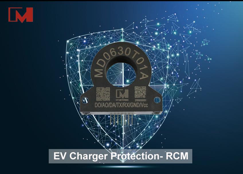 EV Charger Protection- RCM