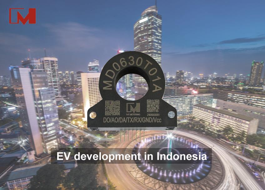 EV development in Indonesia