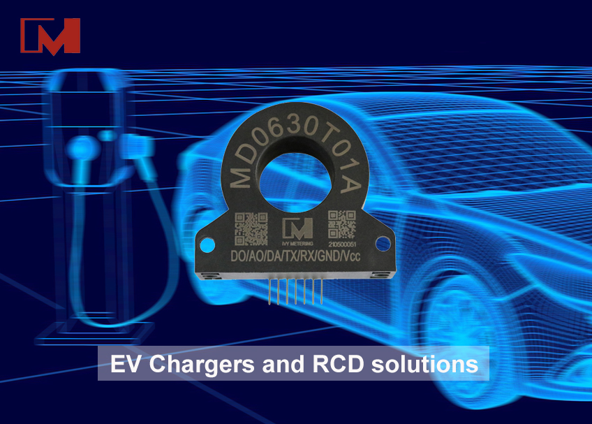 EV Chargers and RCD solutions