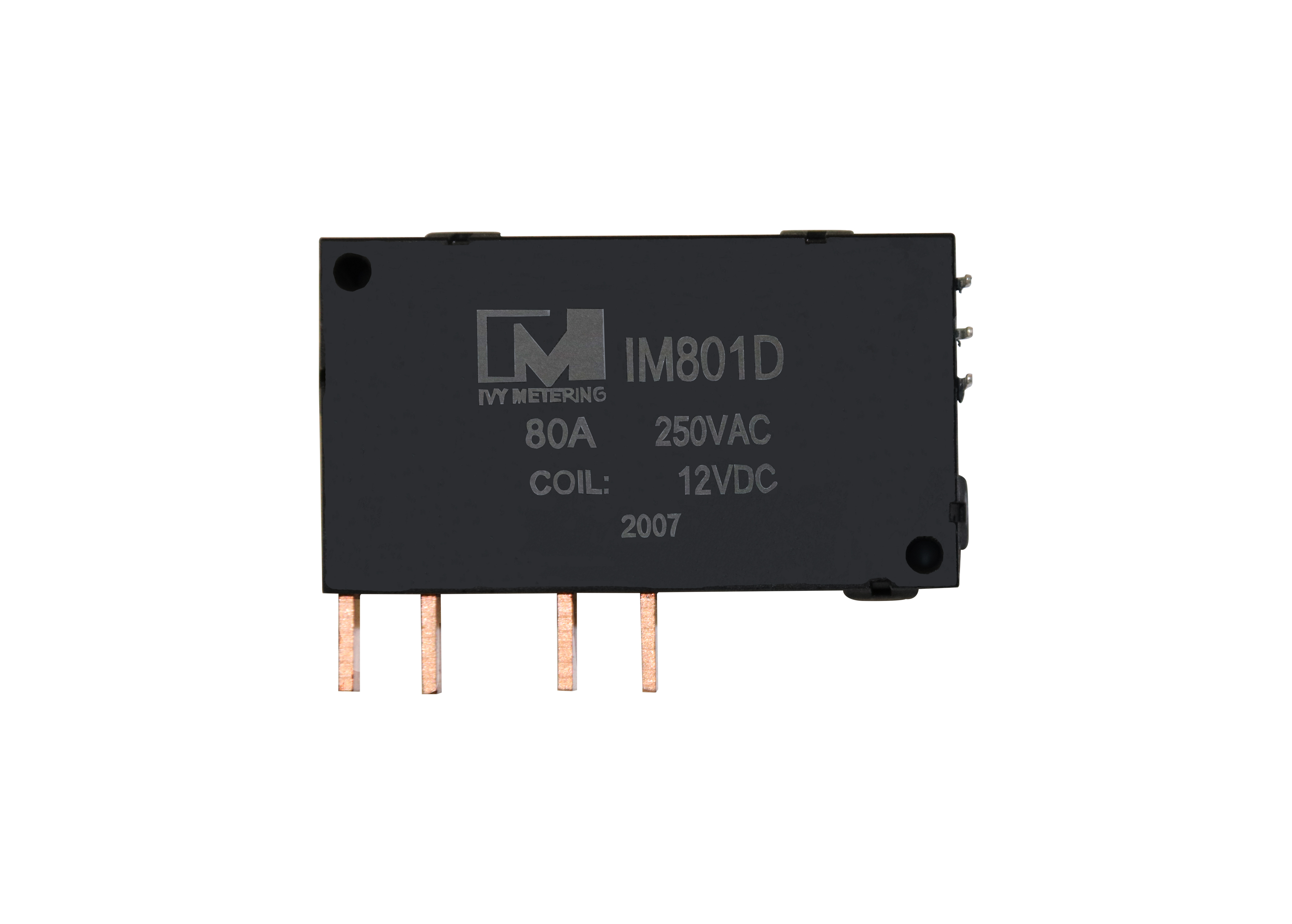 Ordering information of latching relay