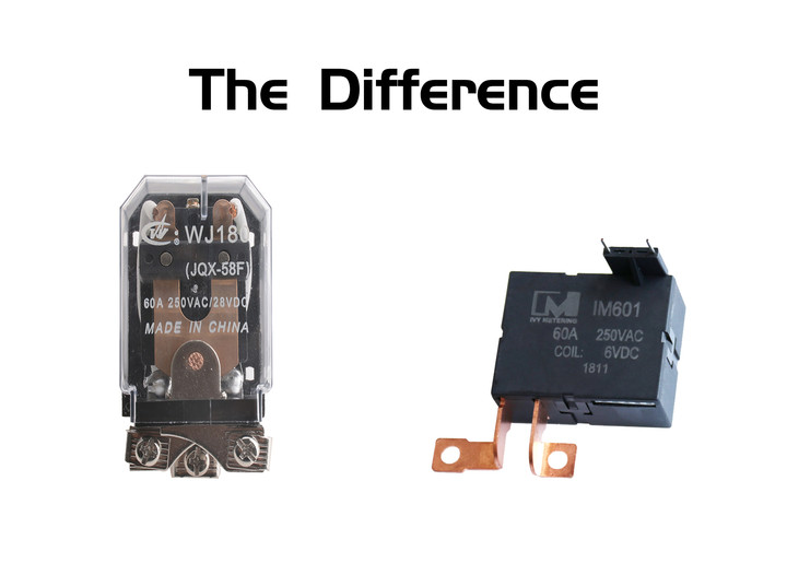 The Difference between Latching Relay and High Power Relay